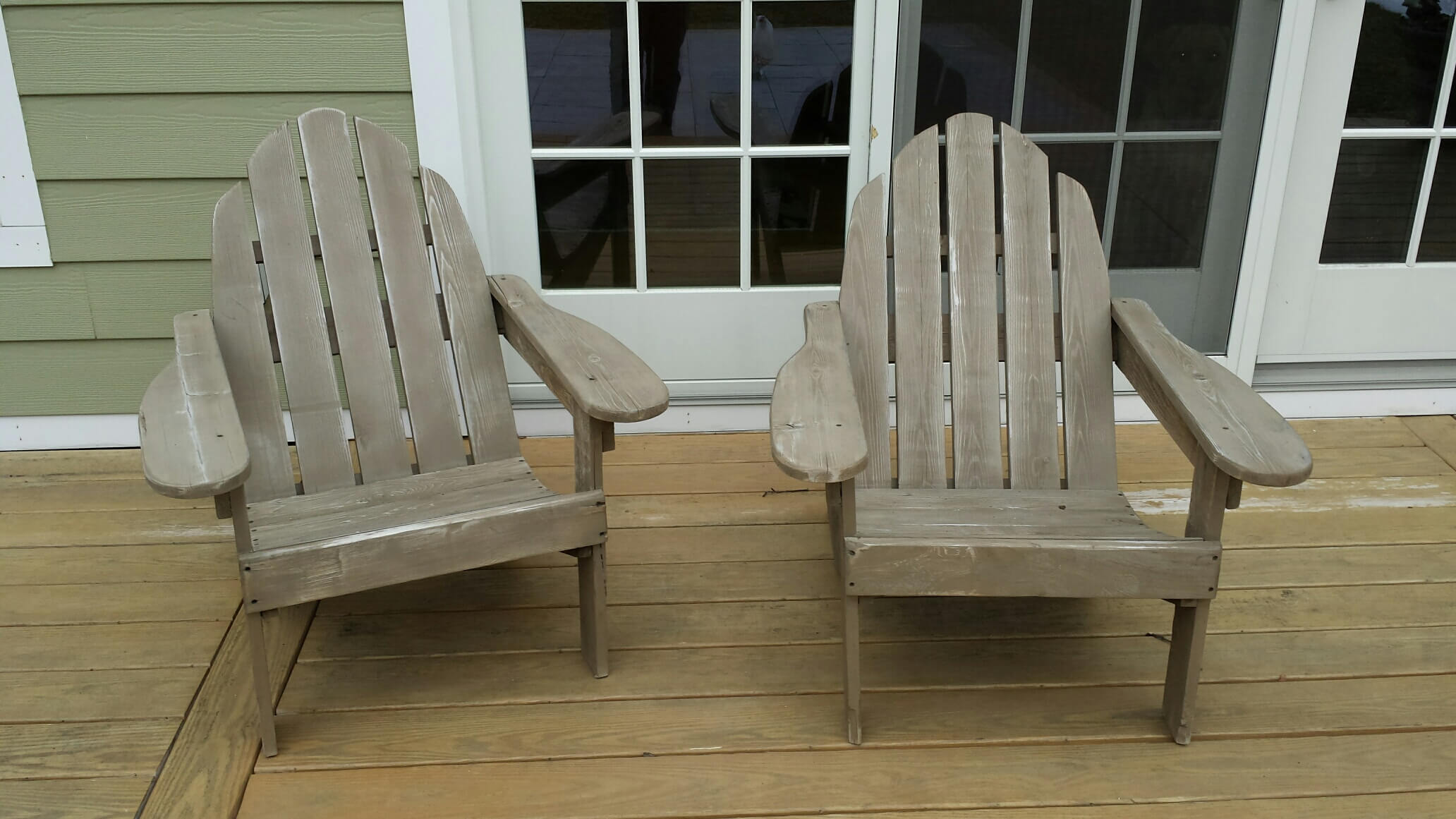 Relaxing Adirondack Chairs For the Deck Homeowner GC