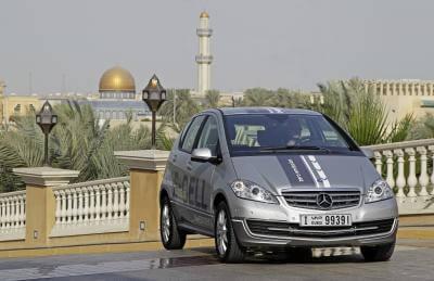 2011 E-cell Mercedes-Benz