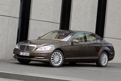 Mercedes-Benz S-Class 2010, S 350 BlueEFFICIENCY